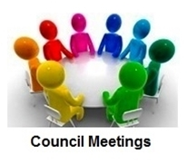 Meetings of the Council - 2019/20